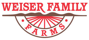 weiser family farms logo